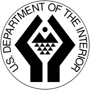 Retired Department of the Interior seal.